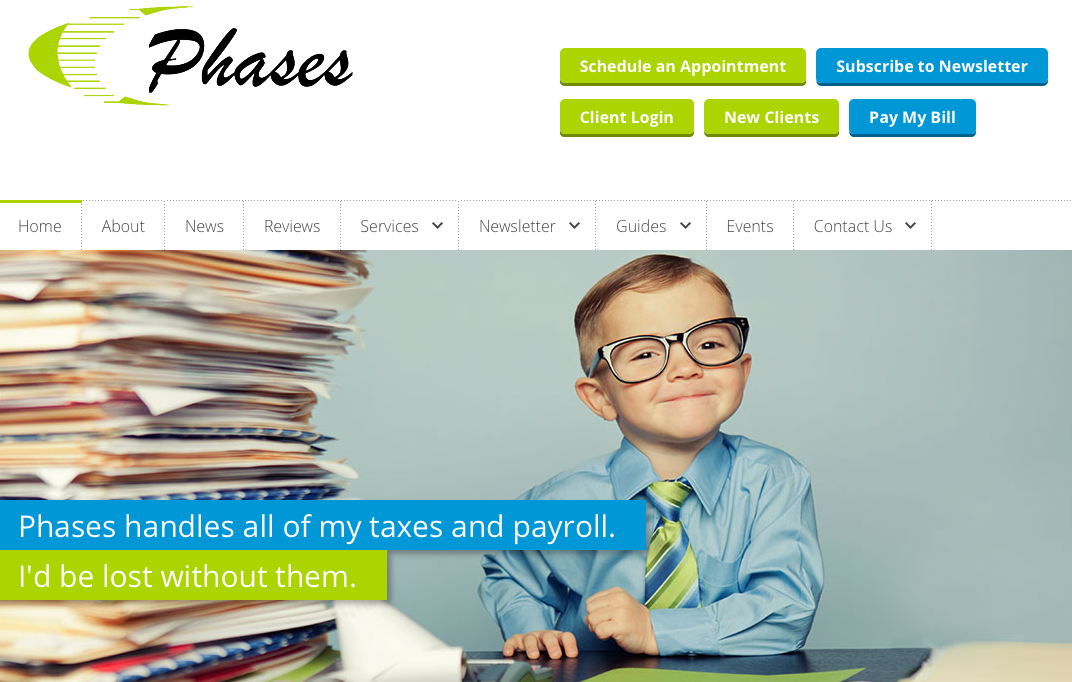 Call Phases Accounting today